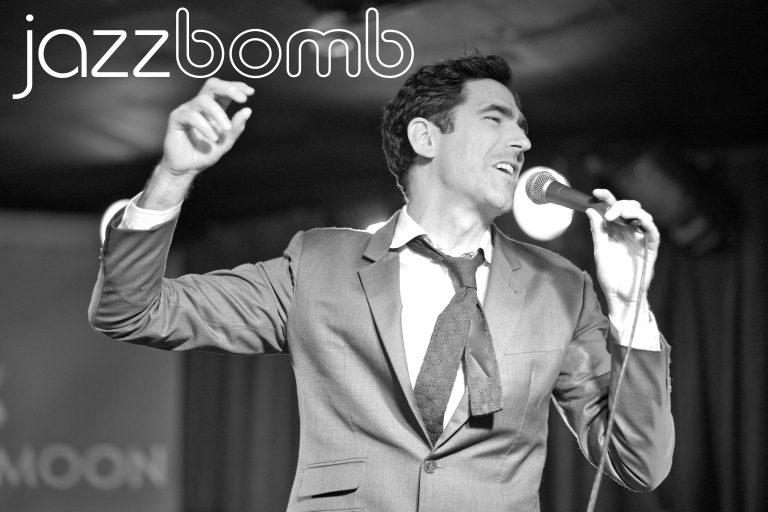 Jazzbomb Sam and Logo