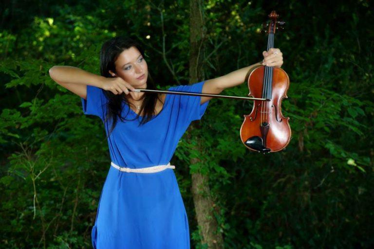 Lisa Agnelli Classical Violinist