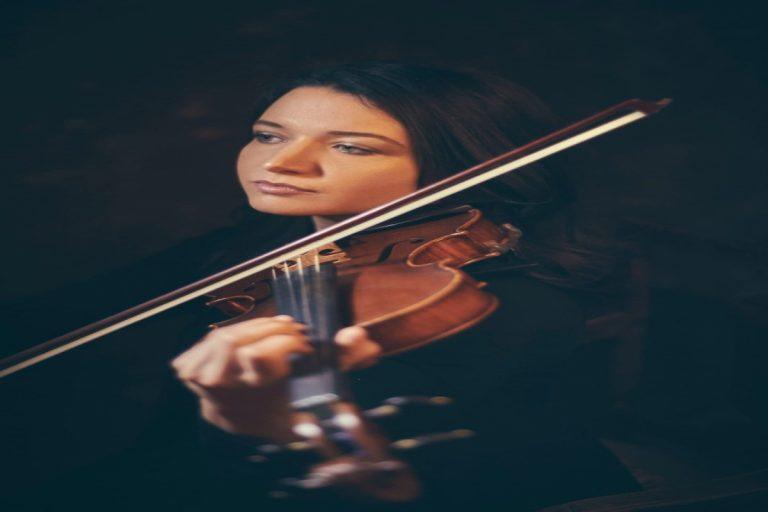 Lisa Agnelli violin concerto