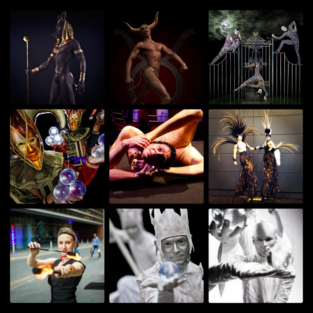 Halloween Themed Acts for your Halloween Event